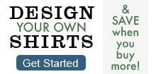 Design your own Shirts