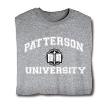 "Personalized ""Your Name"" University Shirt (White)"