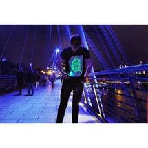Interactive Glow-In-The Dark Tee