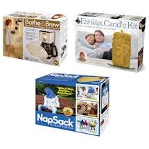 Genuine Fake Gift Boxes - set of 3