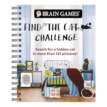 Find the Cat Challenge Book