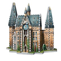 Hogwarts Clock Tower 3D Puzzle