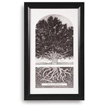 """Personalized Family Tree Print - 12"""" X 19"""""""