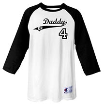 Personalized Daddy, Uncle Or Grandpa Shirt