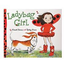 Ladybug Girl Book