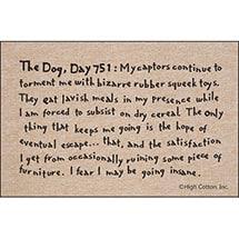 Dog Day 751 Doormat
