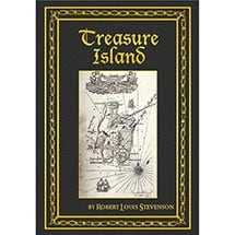 Personalized Literary Classics - Treasure Island