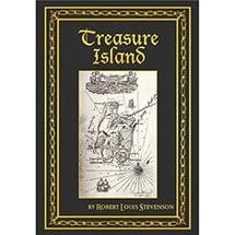 Personalized Literary Classics - Treasure Island