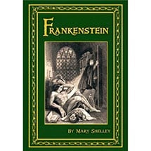 Personalized Literary Classics - Frankenstein