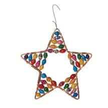 Handcrafted Star Ornament
