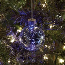 Mercury Glass Ornament