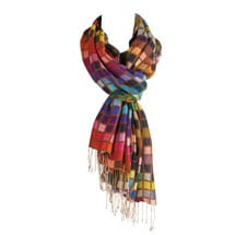 Color Squared Scarf