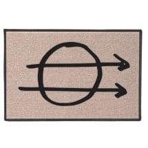 Hobo Code Doormats - Hit the Road