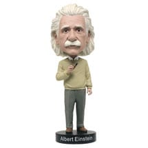 Bobbleheads for Brainiacs: Einstein