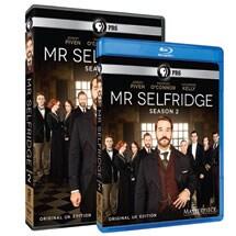 Mr. Selfridge Season 2 DVD or Blu-ray