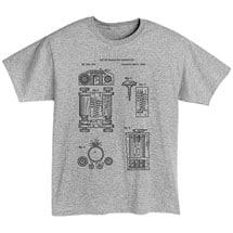 First Computer Patent Shirts