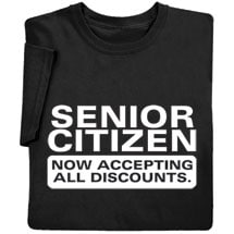 Senior Citizen Shirts