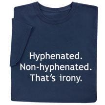 Irony Shirts