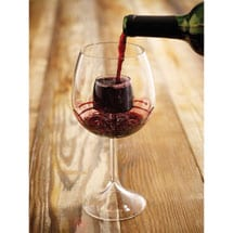 Aerating Wine Glass - Stemmed