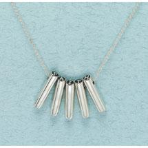 Secret Message Necklaces - Faith