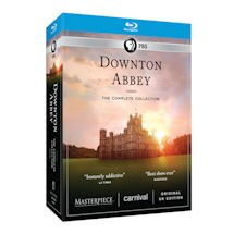 Downton Abbey: The Complete Series - Unedited UK Edition Blu-ray