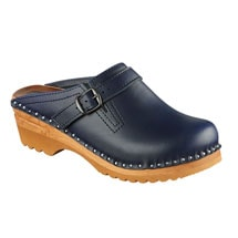 Troentorp Raphael Adjustable Buckle Clog
