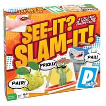 See It Slam It - A Fun Party Game of Speed and Observation