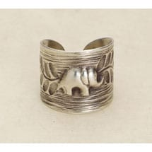 Thai Forest Elephant Ring