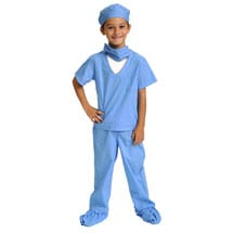 Personalized Jr Doctor Scrubs