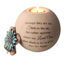Stars in the Sky Memorial Tea Light Holder