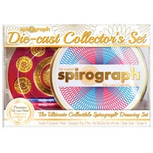 Spirograph Die-Cast Collector's Set