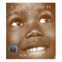 Through My Eyes by Ruby Bridges Book (Unsigned)