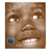 Through My Eyes by Ruby Bridges Signed Book