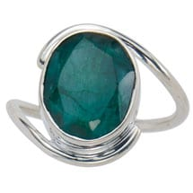 Grand Gemstone Ring