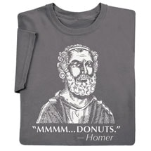 Famous Quotes Tee - Homer