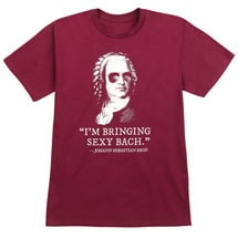 Famous Quotes Tee - Bach