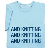 And Knitting Shirts