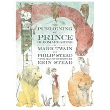 Mark Twain: The Purloining of Prince Oleomargarine Book