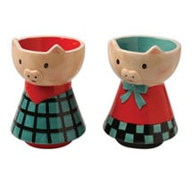 Piggy Egg Cups