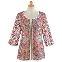 Sophia Embroidered Jacket