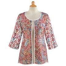 Sophia Embroidered Jacket