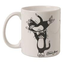 Gorey Ballet Cats Mug