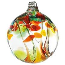 Tree of Motherhood Glass Orbs