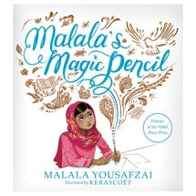 Malala's Magic Pencil Book