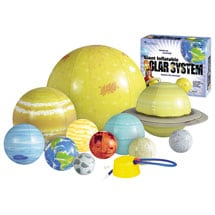 Giant Inflatable Solar System