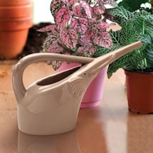 Ceramic Elephant Watering Can