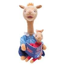 Llama Llama Red Pajama Animated Plush