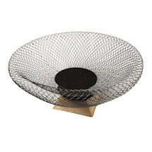 Woven Wire Basket