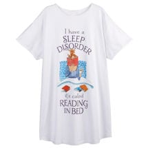 Sleep Disorder Nightshirt