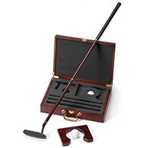 Personalized Hampton Executive Putter Set